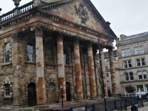 Motoclub Scottish Raid 2018 125