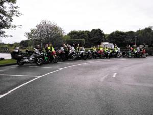 Motoclub Scottish Raid 2018 158