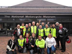 Motoclub Scottish Raid 2018 174